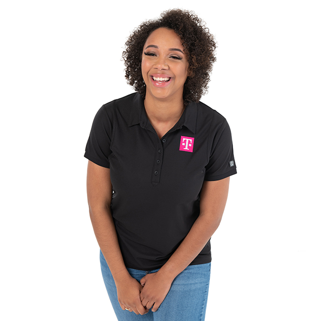 Women's T-Mobile Ogio Polo