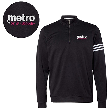 Men's Adidas Quarter Zip