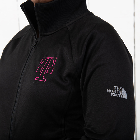 Women's North Face Tech Fleece Jacket