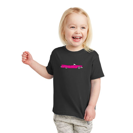 Mini-Convertible Toddler Tee