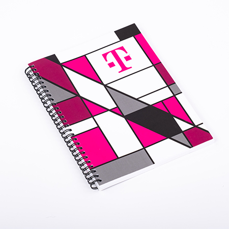T-Mobile Spiral Daily Planner