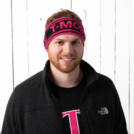 T-Mobile Knit Headband