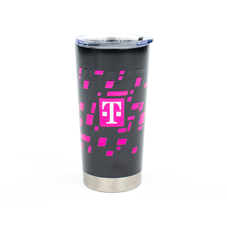 Stacked Insulated Tumbler