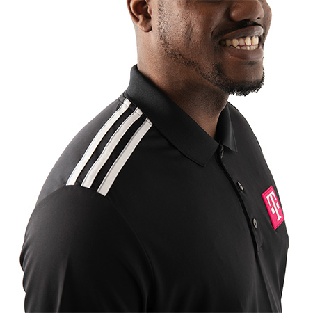 Adidas Three-Stripe Polo