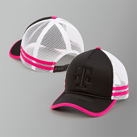 Double Take Trucker Hat